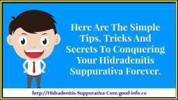 Suppurativa Hidradenitis, Hidradenitis Suppurativa Support, Hidradenitis Suppurativa Cures