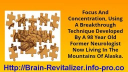 How To Increase Brain Power, How To Increase Brain Activity, How To Boost Your Concentration
