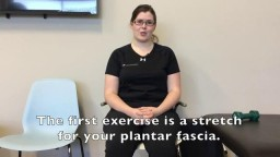 How do I make the pain in my foot go away - Strive Physiotherapy & Performance