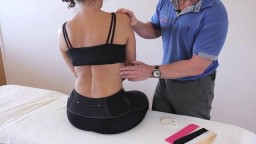 How to apply Kinesiology tape for Intercostal muscles and Rib pain