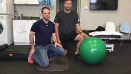 Soccer Goals Part 1: Modified Nordic Hamstring Curl - Strive Physiotherapy & Performance