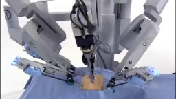Robotic Surgery Demonstration