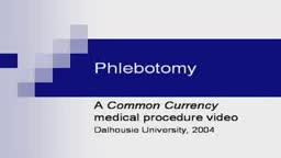 Phlebotomy Procedure