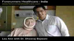 Face lift surgery at Mumbai in India gave contentment and satisfaction to an American national.