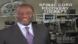Spinal Cord Recovery Therapy