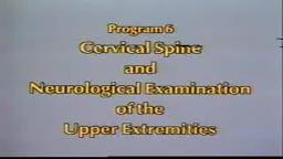 Cervical Spine Exam