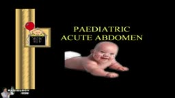 Pediatric Abdomen Radiology