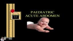 Pediatric Abdomen Radiology