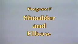 Shoulder and Elbow Exam