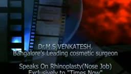 Rhinoplasty(Nose Job) at Bangalore,India