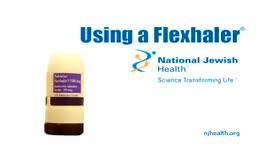 Using a Flexhaler
