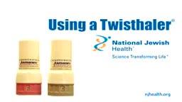 Using a Twisthaler