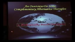 Gap between Alternative Medicine & Evidence Based Medicine- Lecture by Dr. Mostafa Yakoot, MD (Part 2)