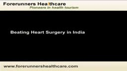 Get Beating Heart Surgery in India under renowned Surgeons