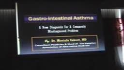 Bowel Asthma, Gut asthma, Gastrointestinal asthma