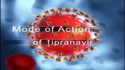 Tipranavir Mechanism of action