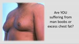 Naturally Lose Your Man Boobs - Gynecomastia