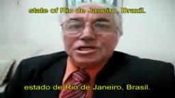Ronaldo Brandao cured from rheumatic fever with Auto-hemotherapy