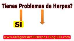 Milagro Para El Herpes - cura herpes genital - curar el herpes labial