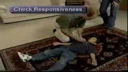 Child CPR Emergency Video