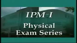 Loyola Full Thorax Exam Part 1