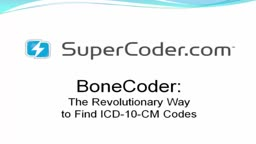 ICD-10-CM Compliance Software
