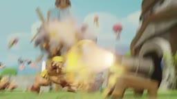 Clash of Clans: Revenge (Official Super Bowl TV Commercial)