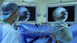 Arthroscopic Knee Surgery Meniscus Tear