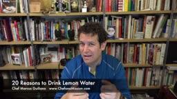 Drink Lemon Water