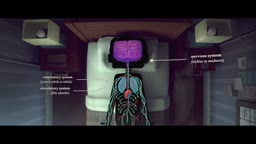 Inner Workings - Disney Animated Short Film about Human Organs