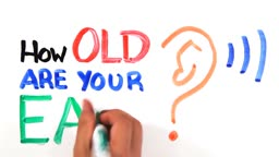 How Old Are Your Ears?