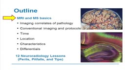MRI Uses in Multiple Sclerosis