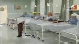 Benny Hill Crazy hospital