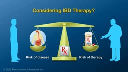 Risks and Benefits of IBD Therapies